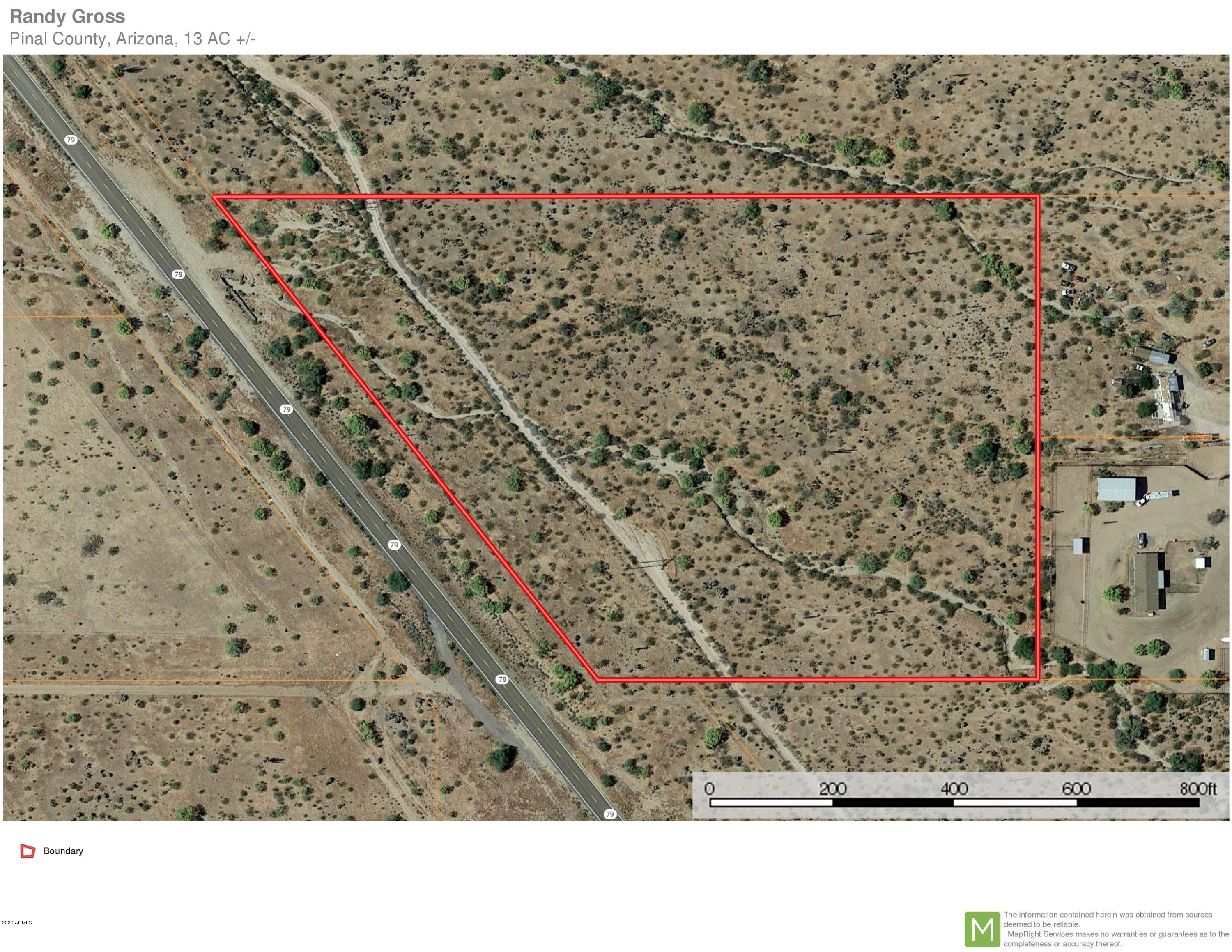 Property for sale at 0 N 79 Highway, Florence,  Arizona 85132
