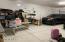 shelving, racks, work area