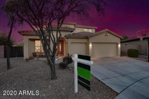12538 W CHUCKS Avenue, Peoria, AZ 85383