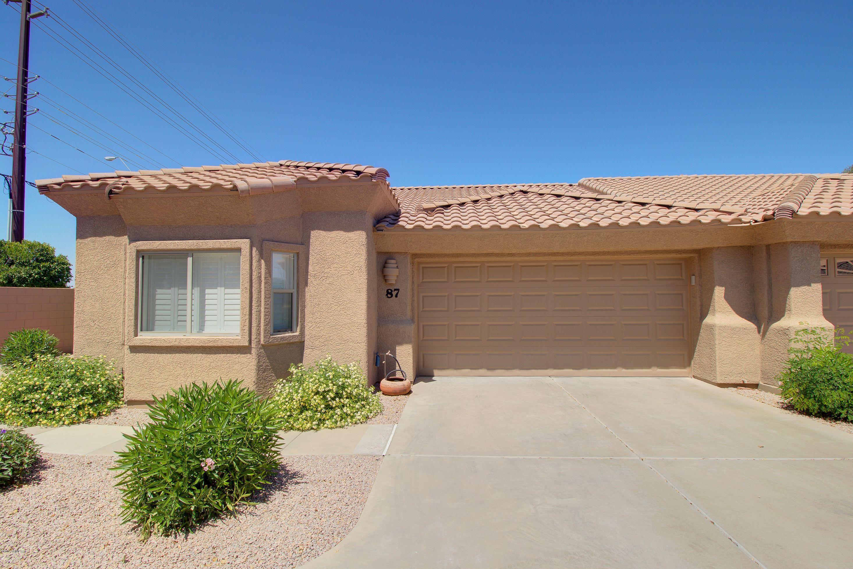 Photo of 4202 E BROADWAY Road #87, Mesa, AZ 85206