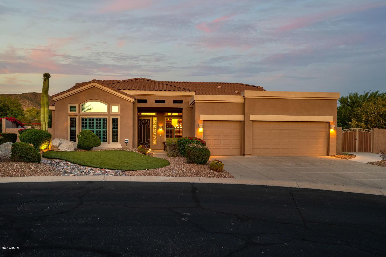 Photo of 7937 E Saddleback Circle, Mesa, AZ 85207