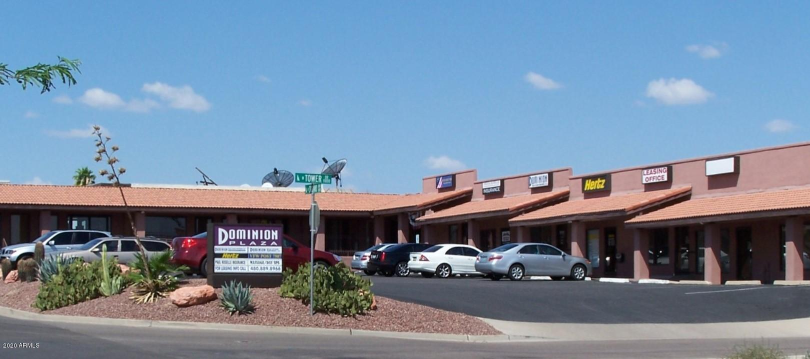 11803 SAGUARO Boulevard, Fountain Hills, Arizona 85268, ,Comm/Industry Lease,For Sale,SAGUARO,6082696