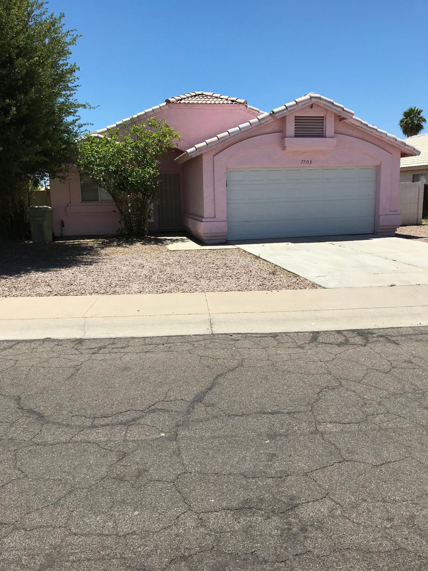 Photo of 7703 W RANCHO Drive, Glendale, AZ 85303