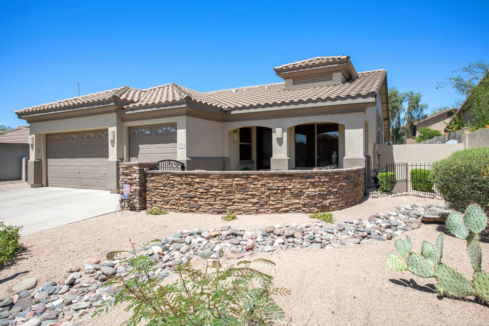 Photo of 7438 E NORWOOD Street, Mesa, AZ 85207