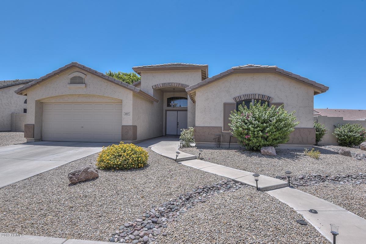 Photo of 6417 W MATILDA Lane, Glendale, AZ 85308