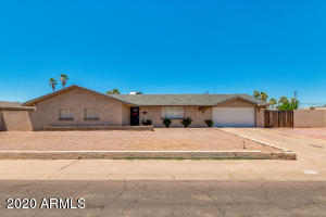 6026 W ORANGE Drive, Glendale, AZ 85301