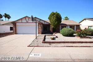 5516 W CHERYL Drive, Glendale, AZ 85302