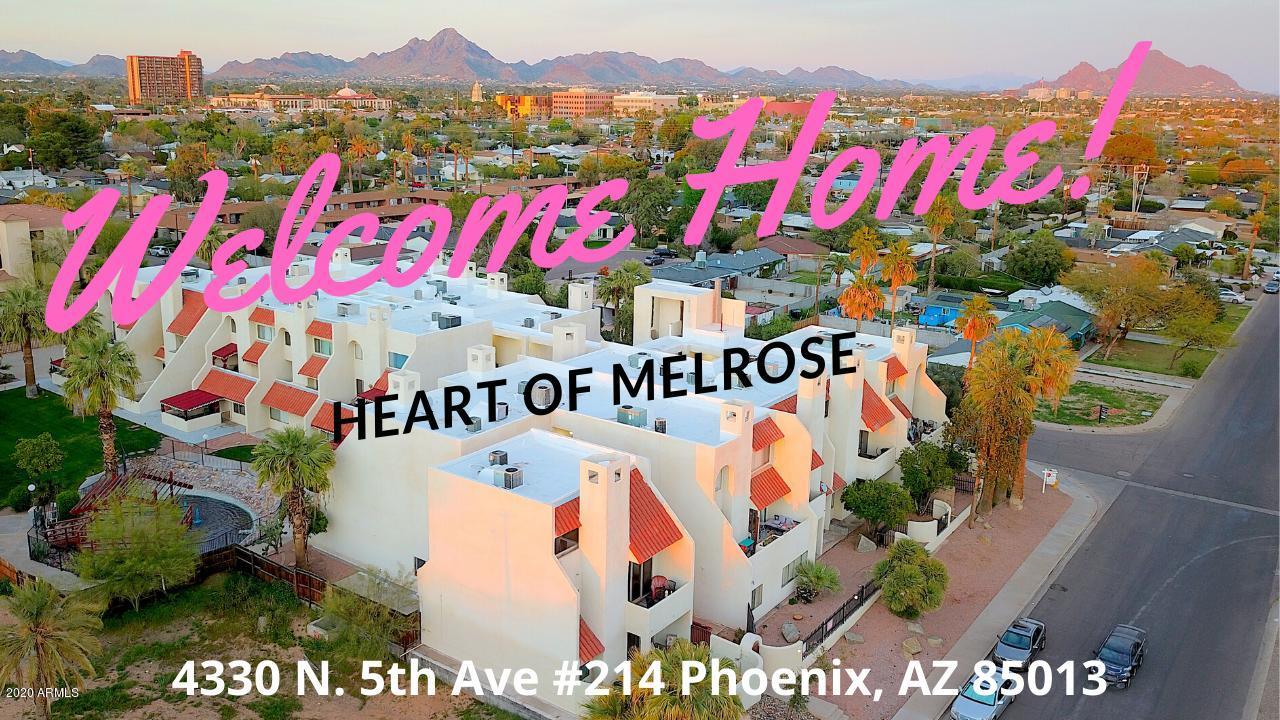 Photo of 4330 N 5TH Avenue #214, Phoenix, AZ 85013