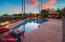 Take In The Spectacular Sunsets From The Backyard