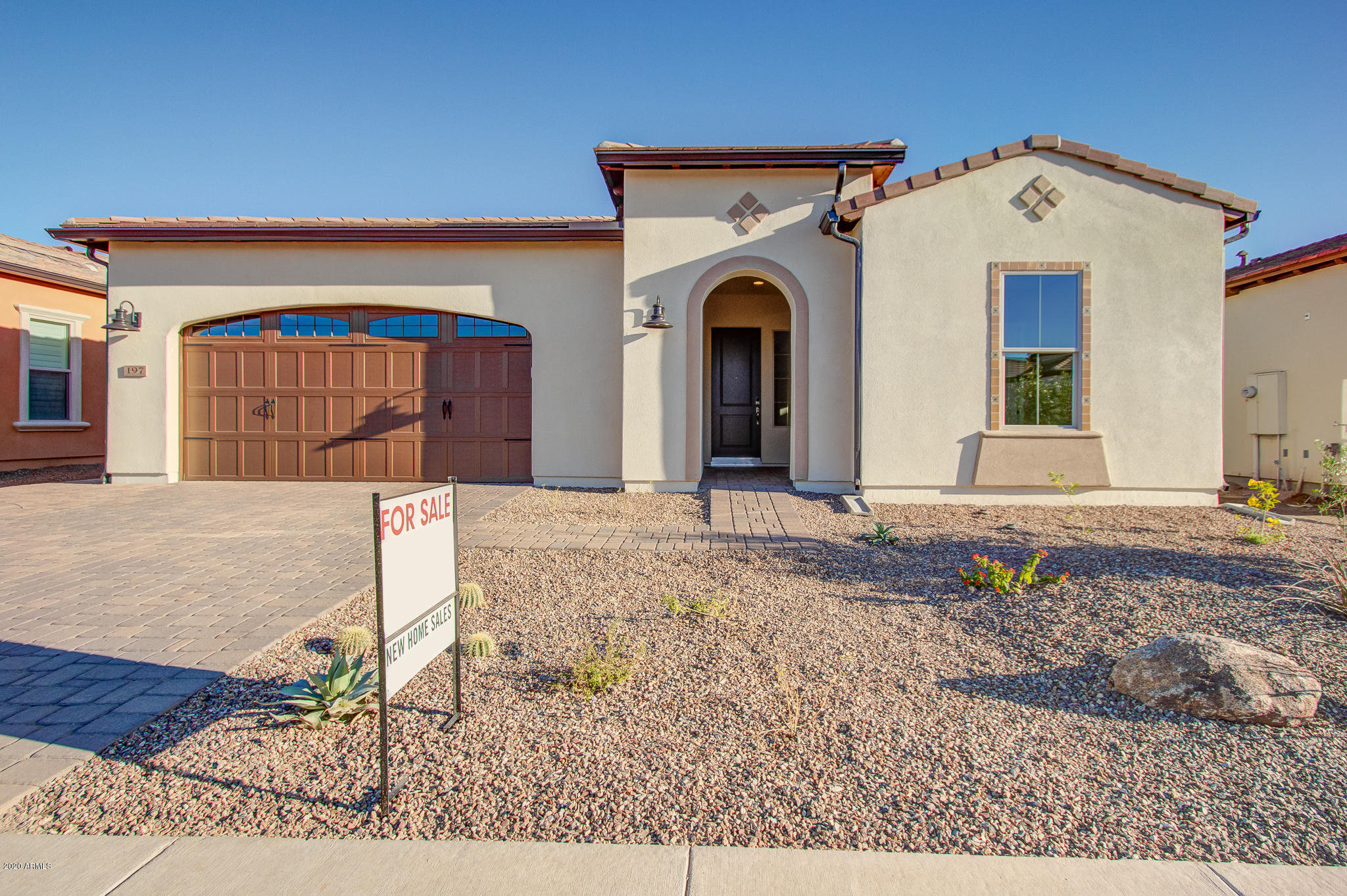 Photo of 197 E BERGAMOT Lane, Queen Creek, AZ 85140