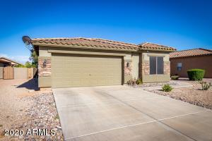 22399 N BISHOP Drive, Maricopa, AZ 85138