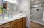 Ensuite Bathroom #3 With Quartz Countertops