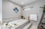Stunning Large Jetted Tub
