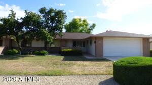 12847 W PEACH BLOSSOM Drive, Sun City West, AZ 85375