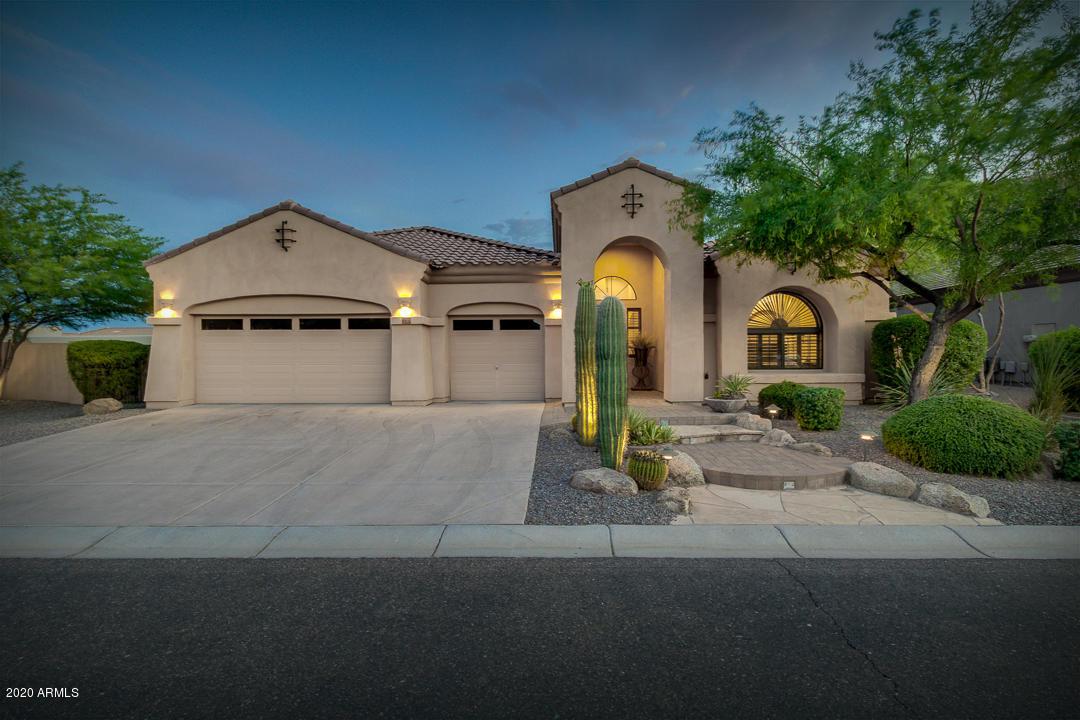 Photo of 9921 E IVYGLEN Street, Mesa, AZ 85207
