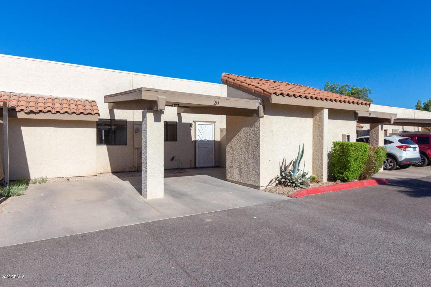Photo of 2409 W CAMPBELL Avenue #20, Phoenix, AZ 85015