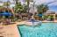 resort like heated pool and spa