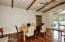 Eye-catching wood floors are engineered Acacia