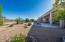 Huge fenced backyard next to desert preserve for maximum privacy