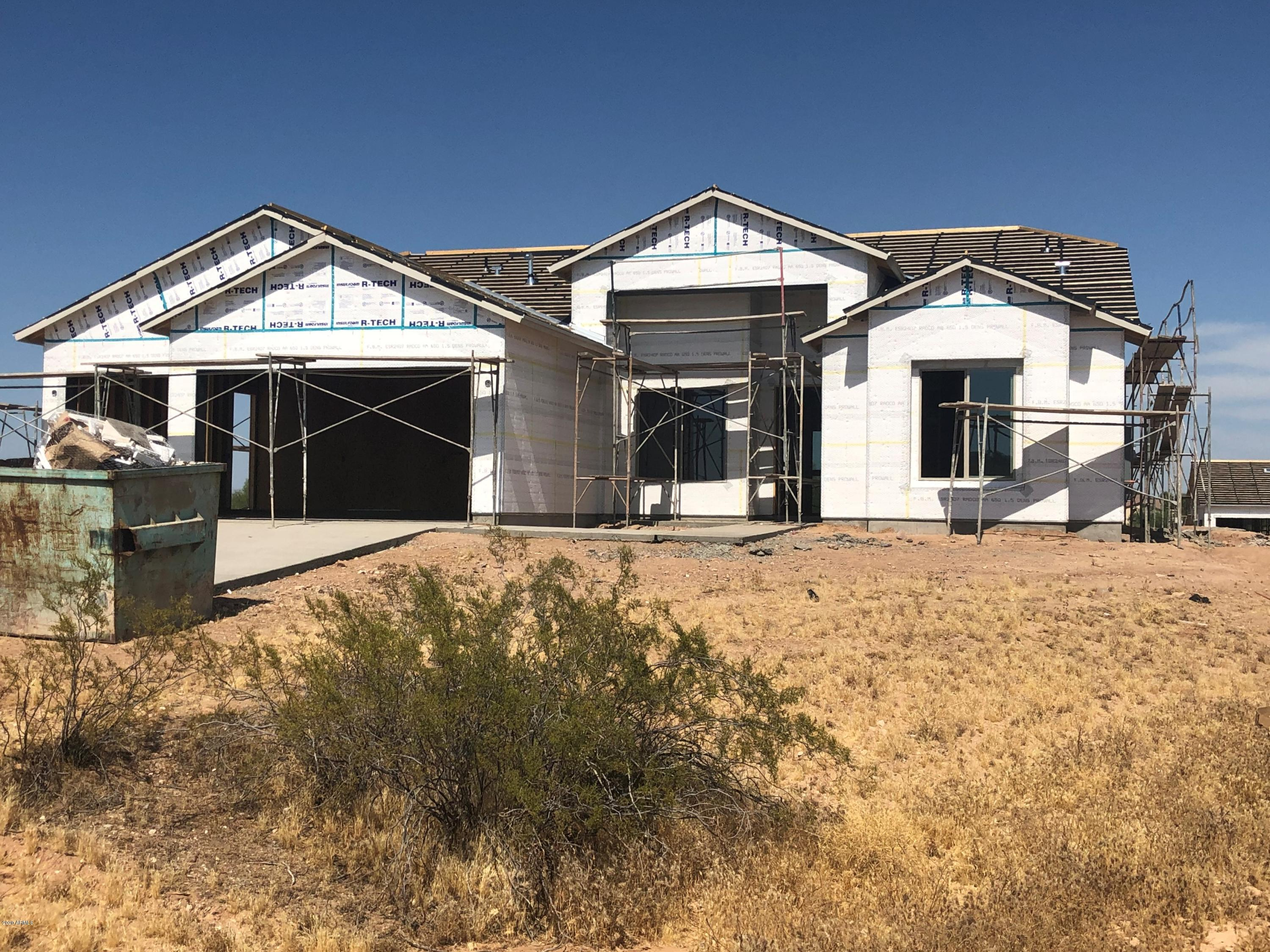 Photo of 28521 N 227th Avenue, Wittmann, AZ 85361