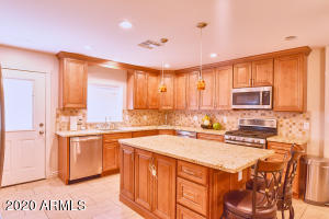1228 E McLellan Remodled Kitchen