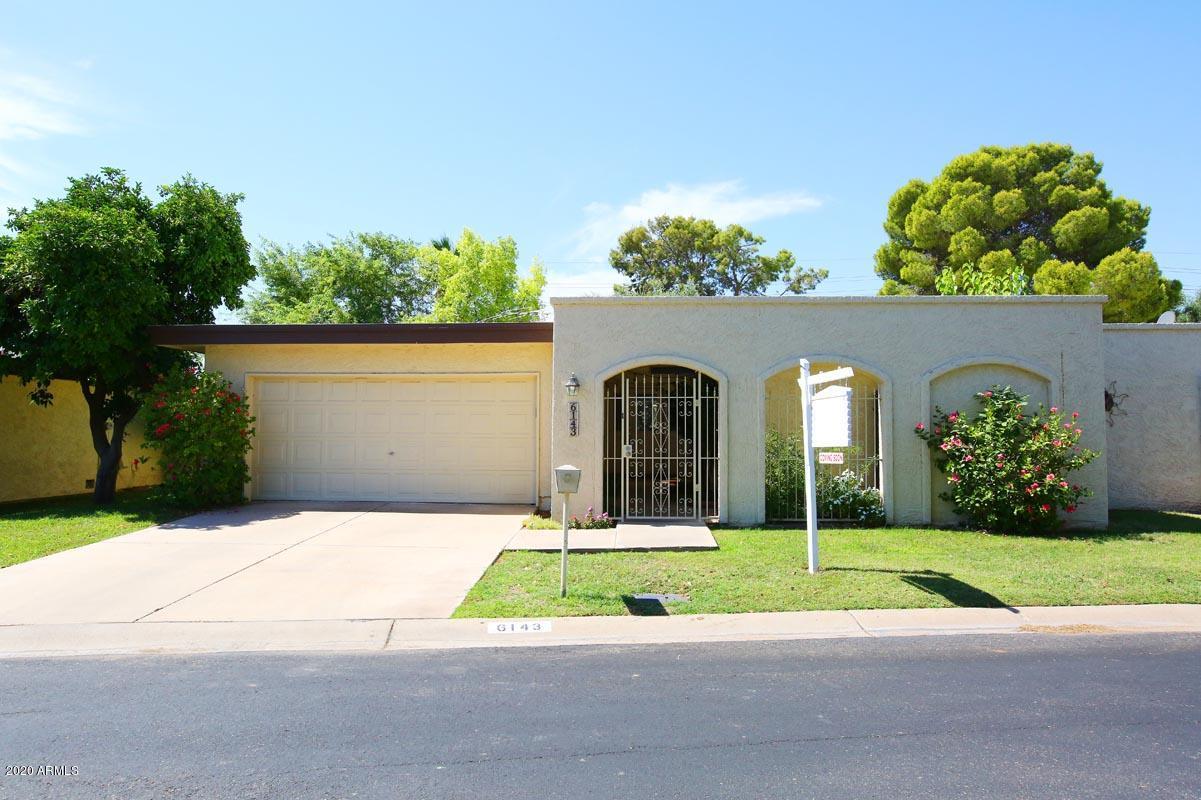 Photo of 6143 E HARVARD Street, Scottsdale, AZ 85257
