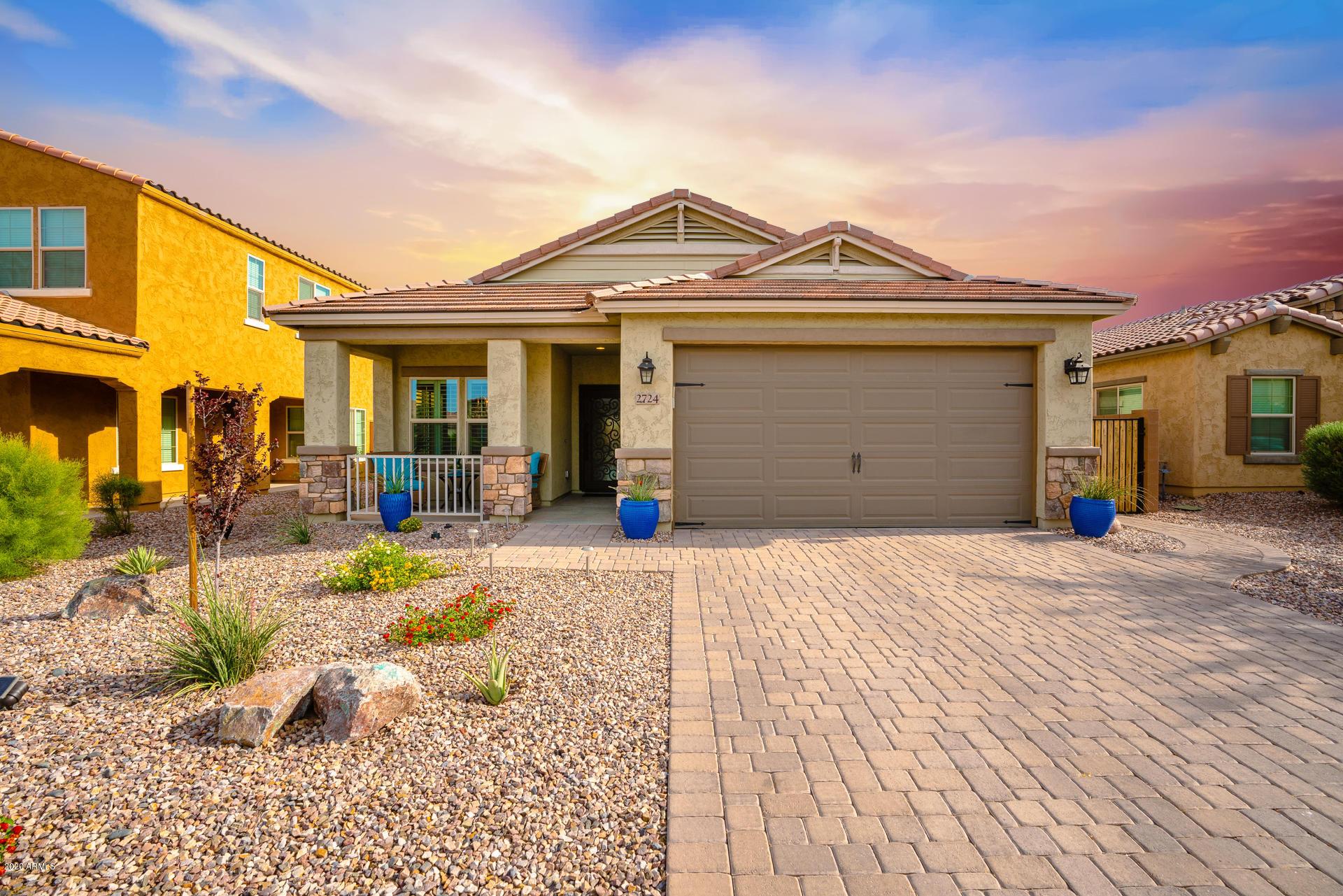 Photo of 2724 E BELLERIVE Drive, Gilbert, AZ 85298