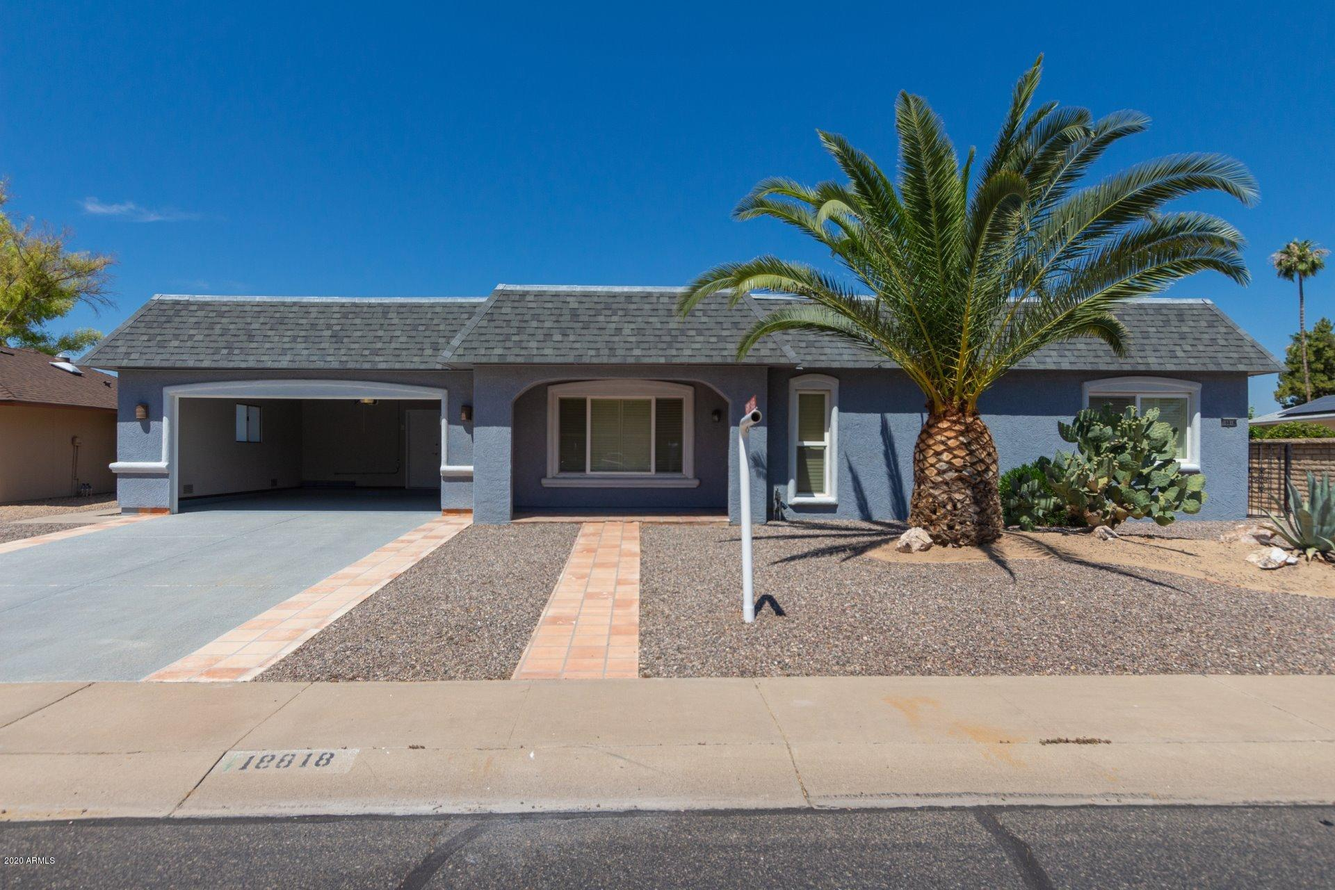 Photo of 18818 N PALO VERDE Drive, Sun City, AZ 85373