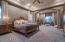 Luxurious Master Bedroom on 1st Floor