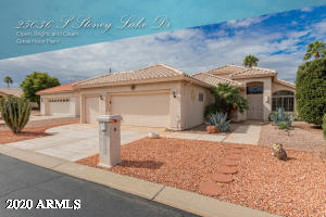 25036 S Stoney Lake Drive, Sun Lakes, AZ 85248