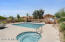 Community pool & Spa within walking distance of the home!