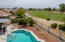 SPARKLING POOL WITH GOLF COURSE VIEWS!