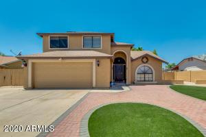 6308 W PORT AU PRINCE Lane, Glendale, AZ 85306