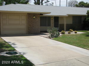 15413 N CAMEO Drive, Sun City, AZ 85351