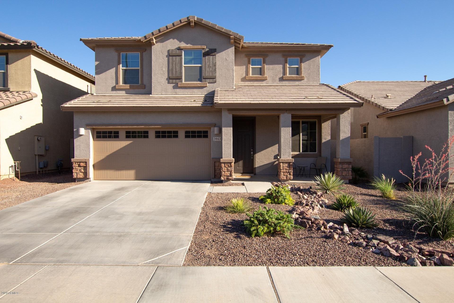 Photo of 3943 E SOURWOOD Drive, Gilbert, AZ 85298