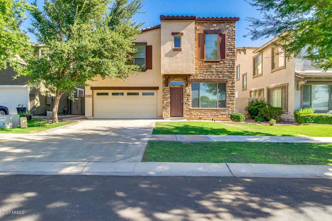 Photo of 4331 E VAUGHN Avenue, Gilbert, AZ 85234
