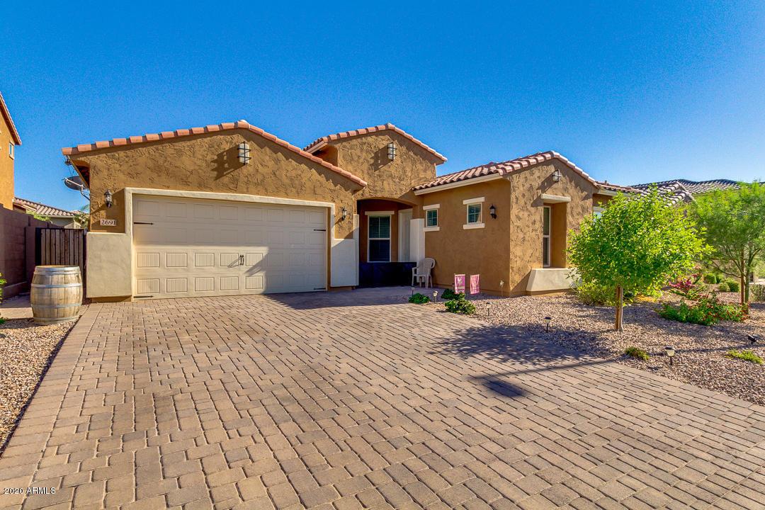 Photo of 2691 E INDIAN WELLS Drive, Gilbert, AZ 85298