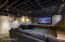 Bonus media room/man cave/ play den.