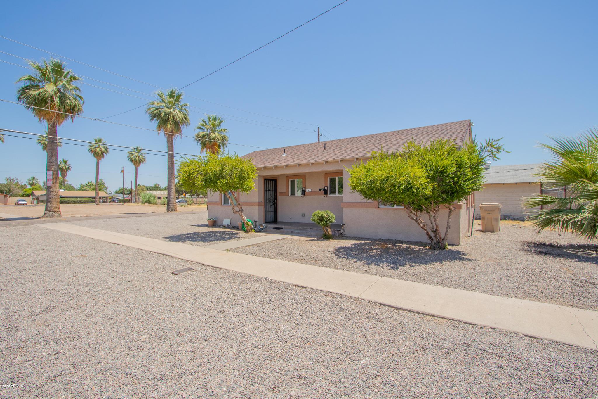 Photo of 5521 W PALMAIRE Avenue, Glendale, AZ 85301