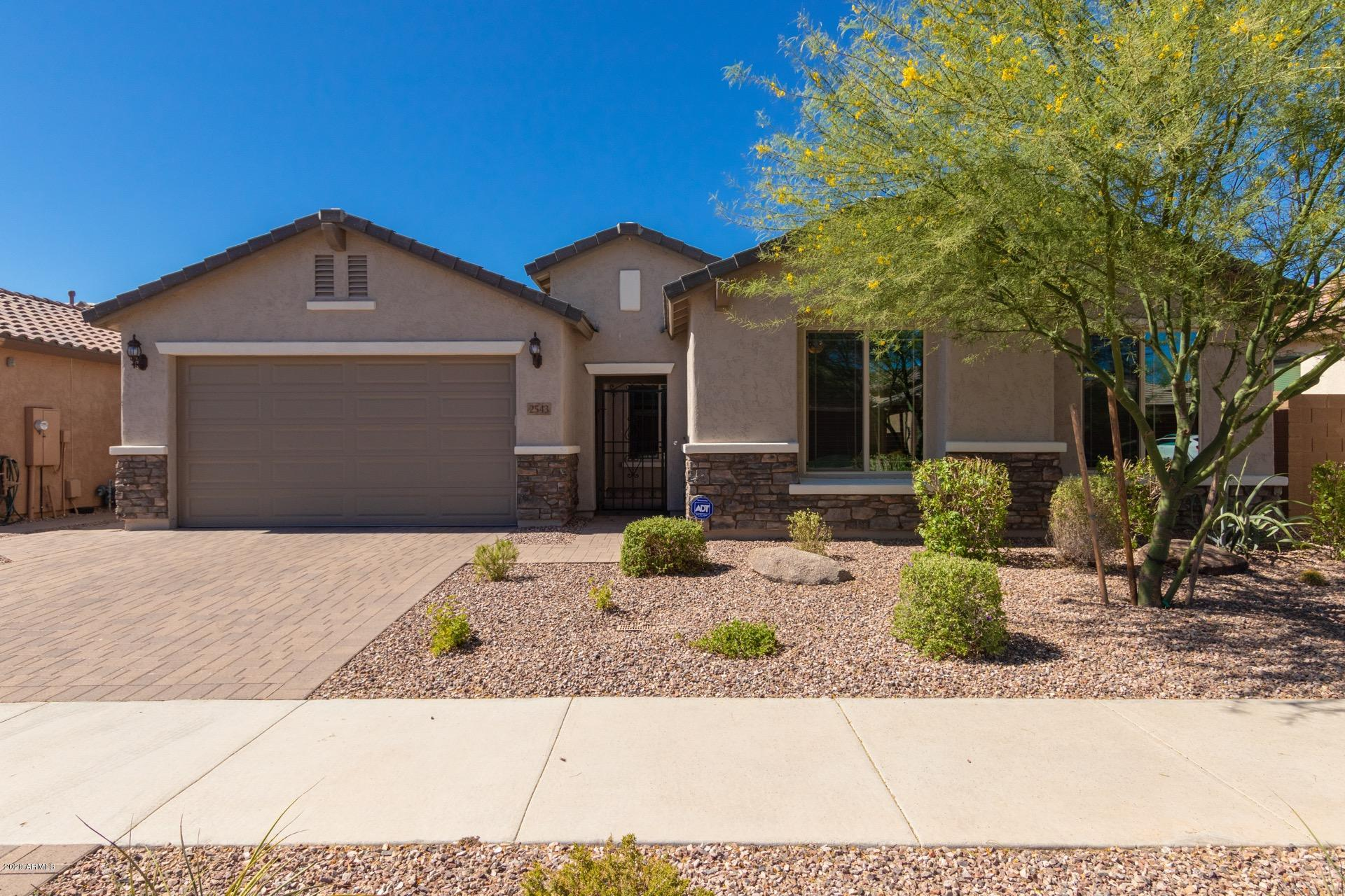 Photo of 2543 W RABJOHN Road, Phoenix, AZ 85085