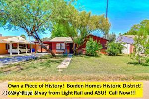 1021 S UNA Avenue, Tempe, AZ 85281