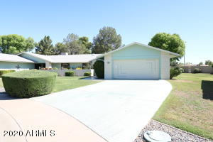 12839 W PEACH BLOSSOM Drive, Sun City West, AZ 85375