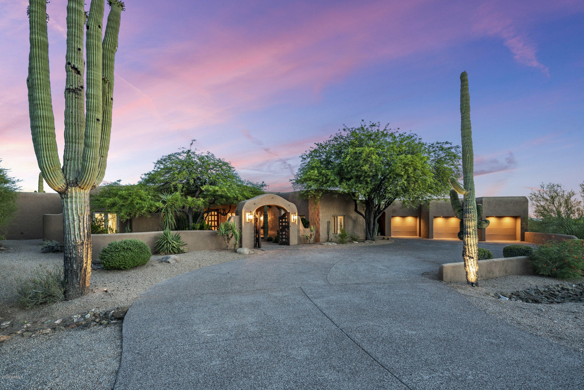 Photo of 9431 E CALLE DE LAS BRISAS Road, Scottsdale, AZ 85255