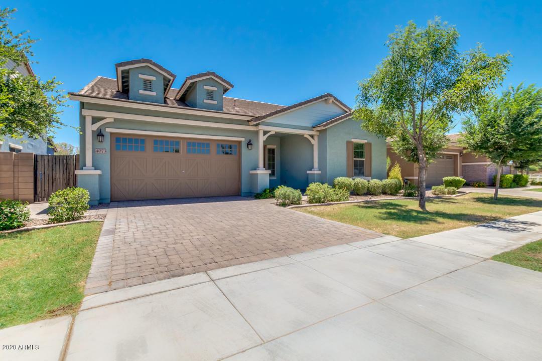 Photo of 4073 E WEATHER VANE Road, Gilbert, AZ 85296