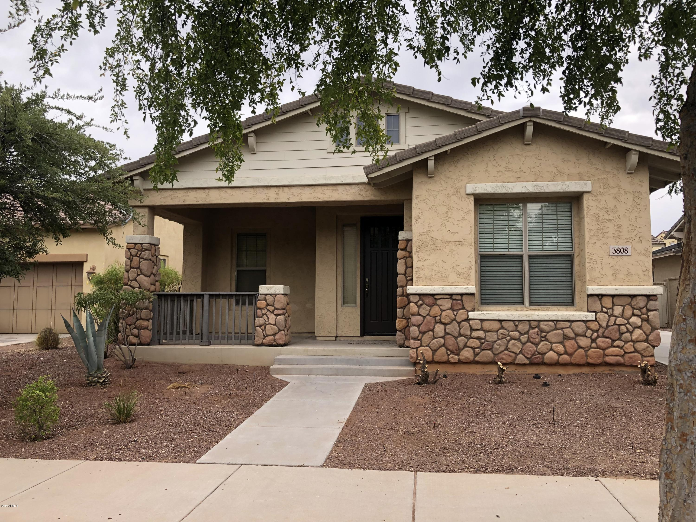 Photo of 3808 N SPRINGFIELD Street, Buckeye, AZ 85396