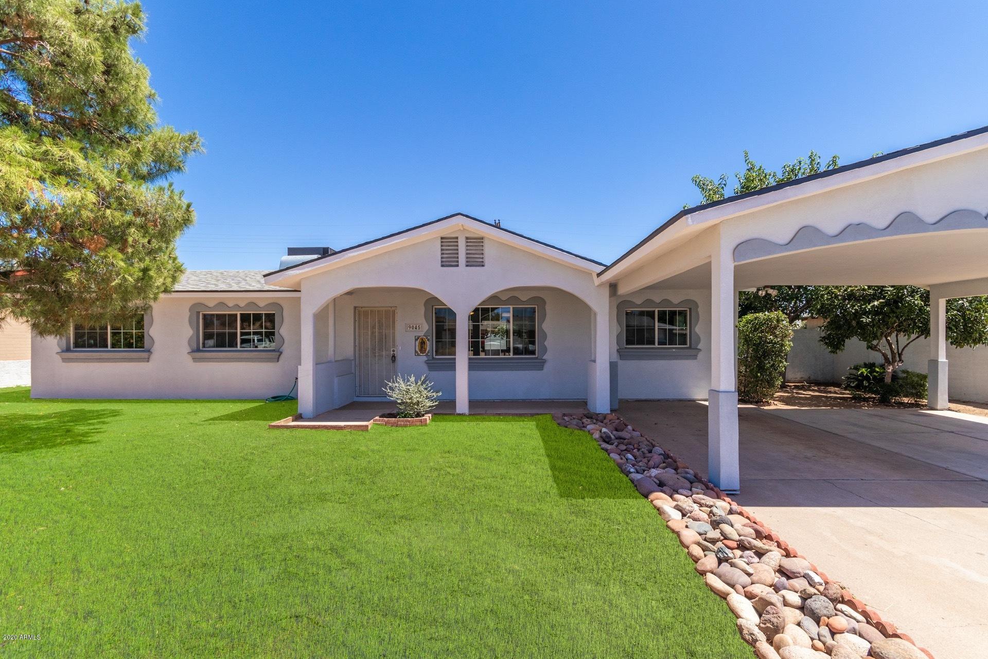 Photo of 9045 E MARGUERITE Avenue, Mesa, AZ 85208