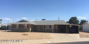 10721 W CHERRY HILLS Drive W, Sun City, AZ 85351