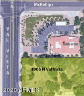 1905 N VAL VISTA Drive, H, Mesa, AZ 85213