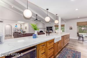 Stunning kitchen remodeled in 2019!
