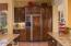 Matching wood panel refrigerator